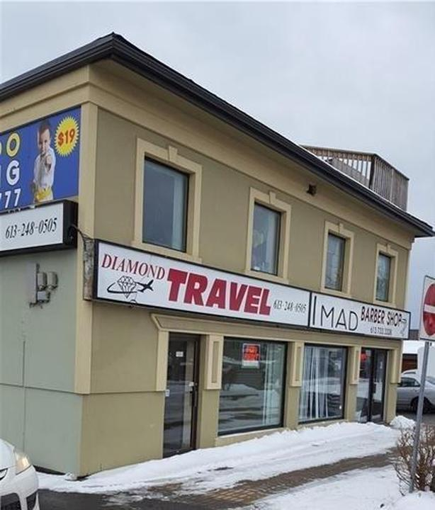 Main street retail unit, next to the LCBO and The Home Depot.