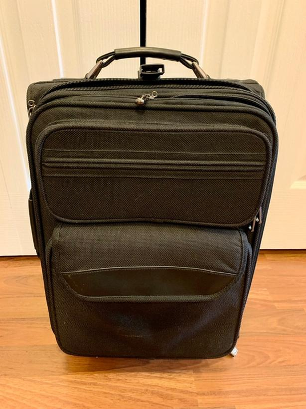 Rolling Business Suitcase
