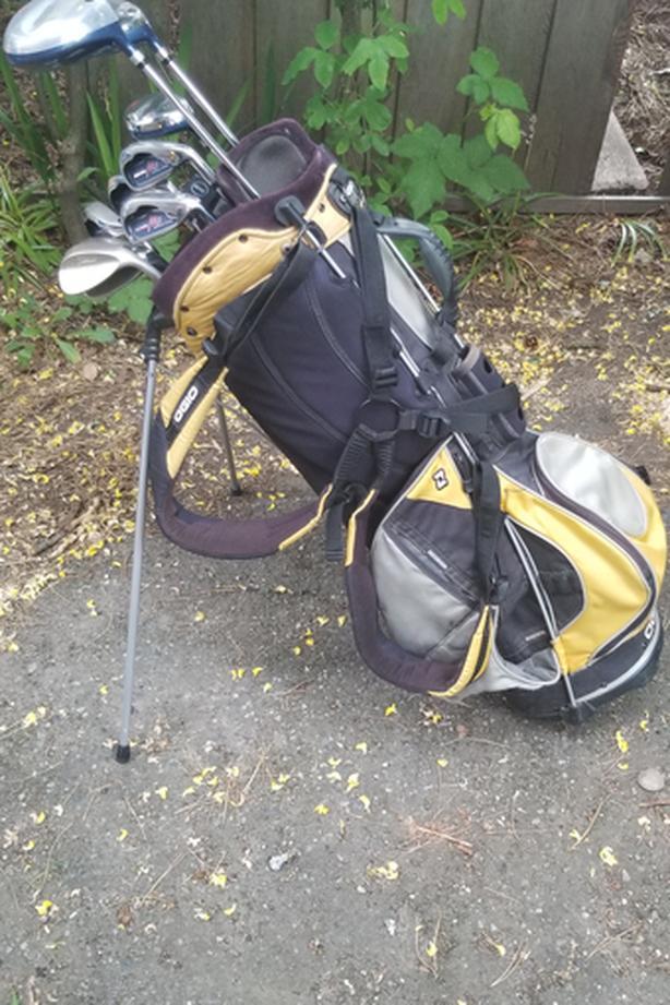 Full set golf clubs $100 obo