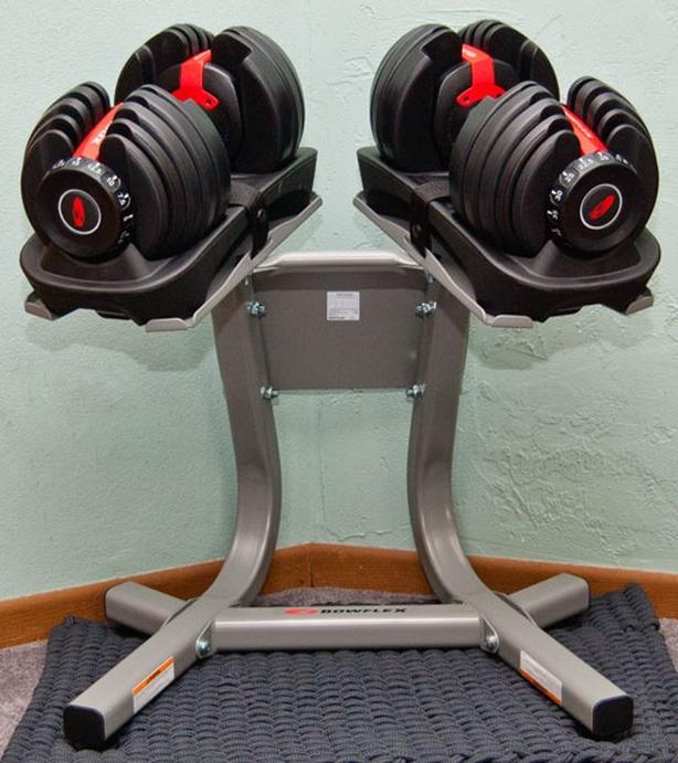 FREE: Looking for select tech dumbells