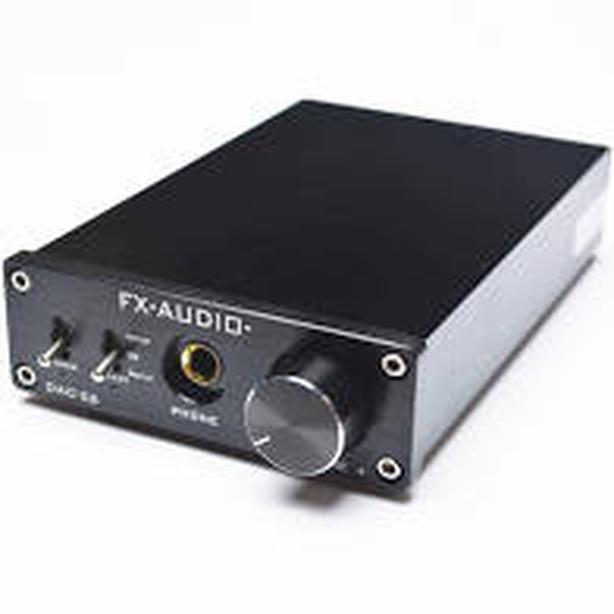 FX-AUDIO DAC X6 HEADPHONE AMP