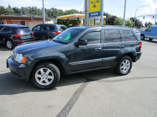 2008 jeep grand cherokee 4wd