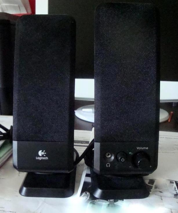 Logitec Speakers
