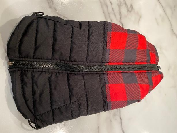 Flannel Insulated Pet Jacket For Sale
