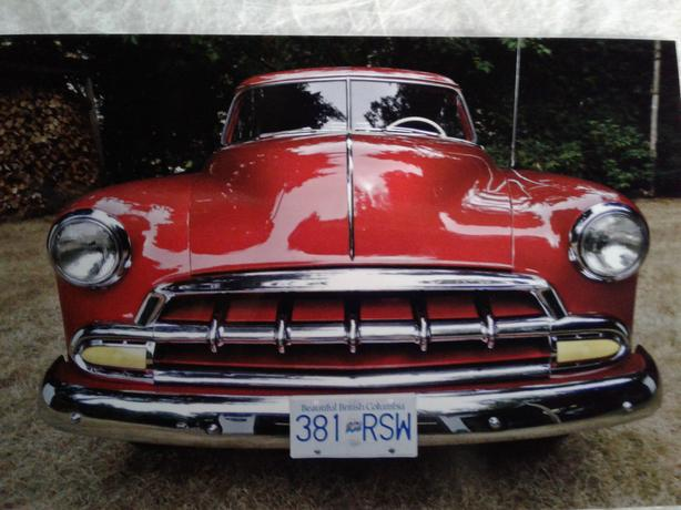 1952 Chevrolet Hard top