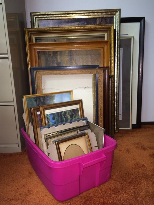 Picture frames all sizes