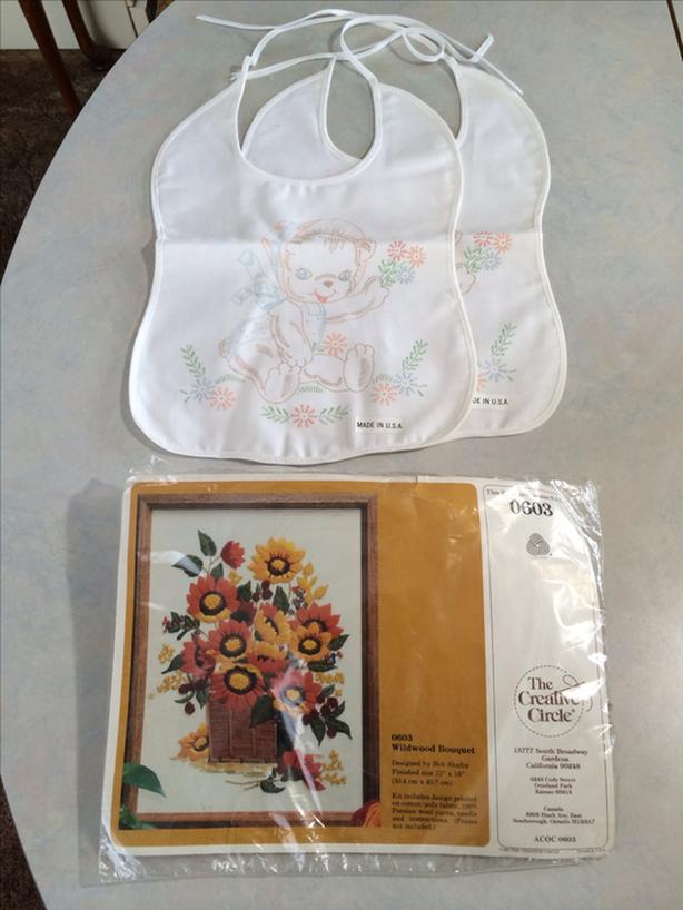 Needlepoint kit