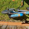 12 inch kids bike - includes training wheels