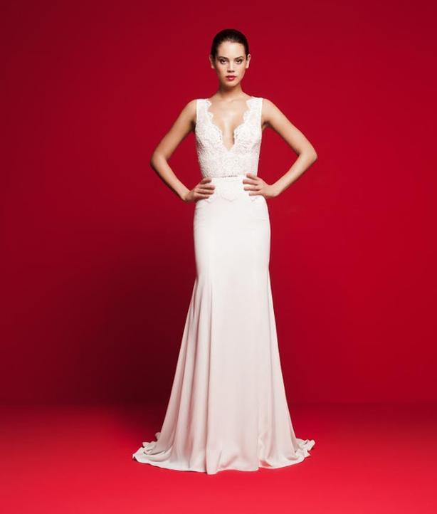Daalarna Couture Wedding Gown - NEVER WORN!