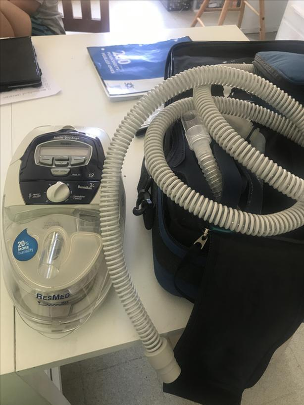 CPAP Resmed Vantage s8