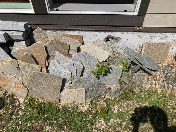 40+ Pieces of Slate