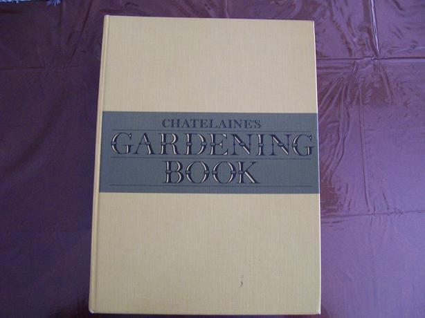 FREE Chatelaine's gardening book