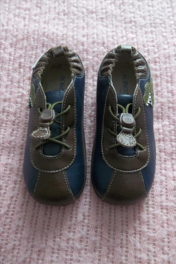 Robeez Treds shoes for baby boy