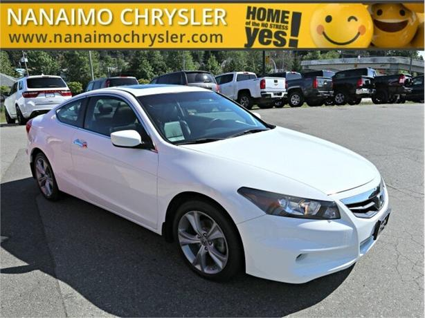2011 Honda Accord EX-L No Accidents Low Kilometers