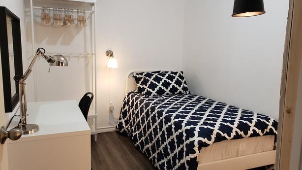 "Algonquin College Area (Brand New Furniture, All Inclusive & Furnished, 52"" TV)"