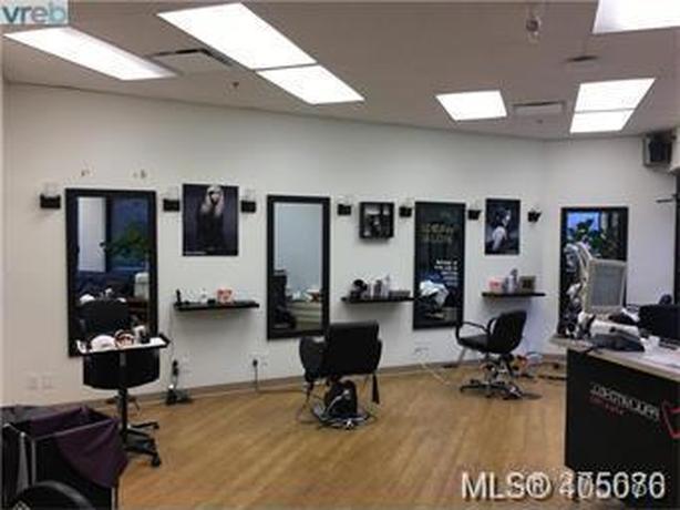 Business for Sale - Downtown Victoria Hair Salon