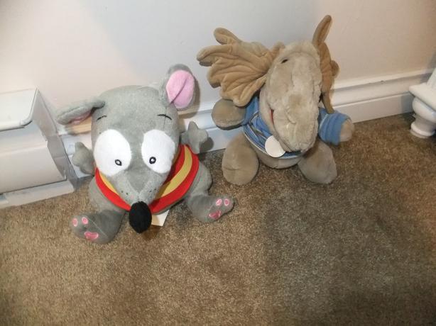 Toopy and Binoo stuffed toy