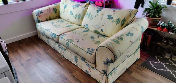FREE: Comfortable couch