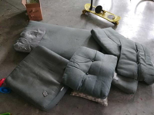 FREE: outdoor cushions