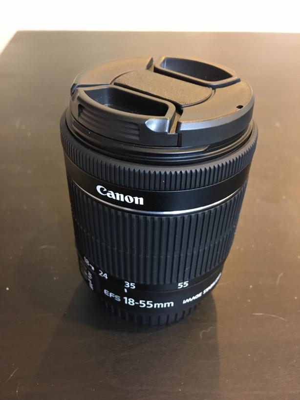 Canon EFS 18-55mm f3.5-5.6