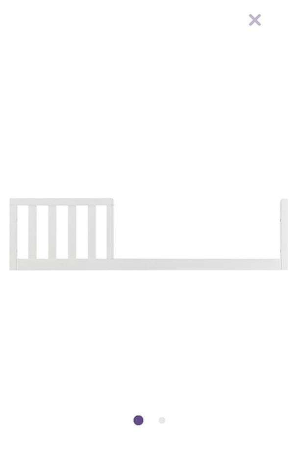 Fisher Price Toddler Guardrail for Lakeland Crib
