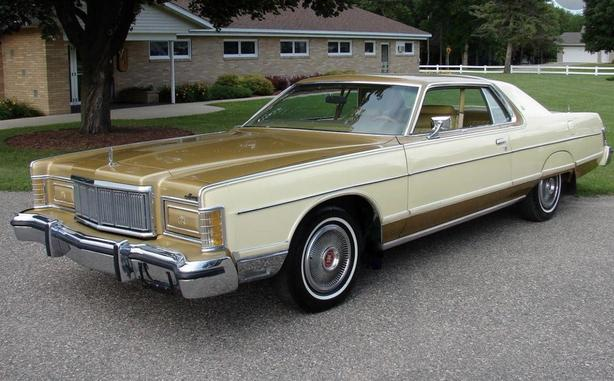 Big 70's car wanted!