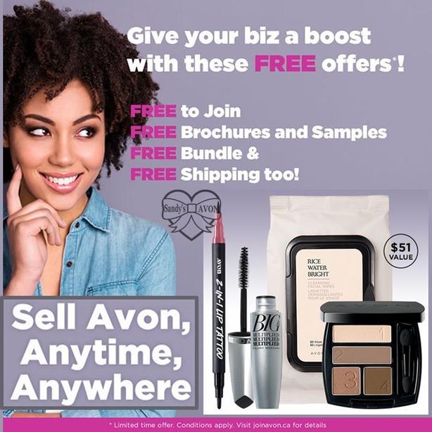 Success with Avon