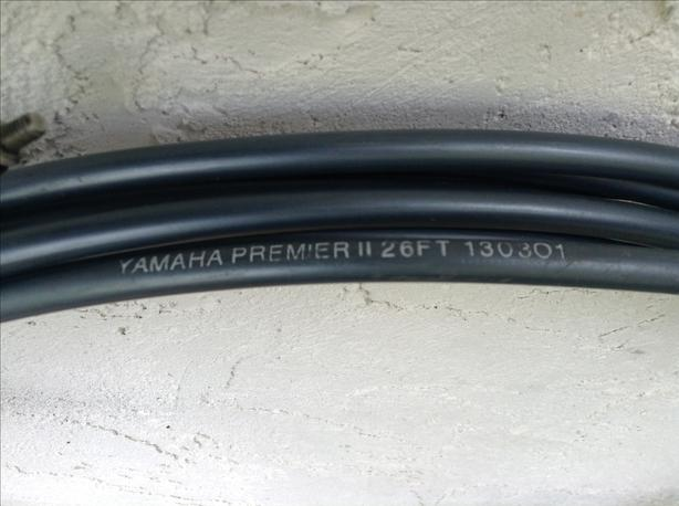 Yamaha Outboard Control Cables