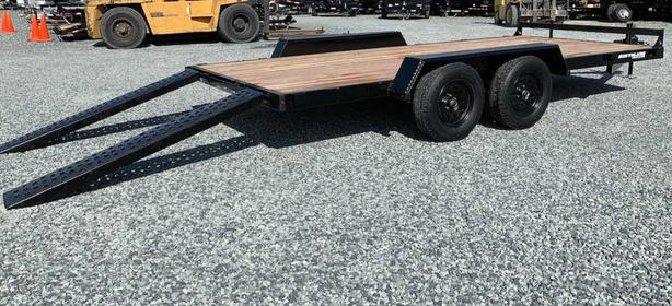 New Southland 18ft 7000lb Car/Equipment Trailer