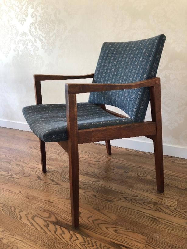 Mid Century Modern Chair by Cyril G. Burch