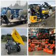 Island owned equipment and tool rentals