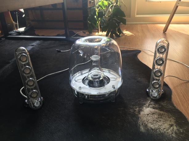 harman/kardon Sound System