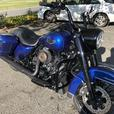 2018 Harley Road King Special
