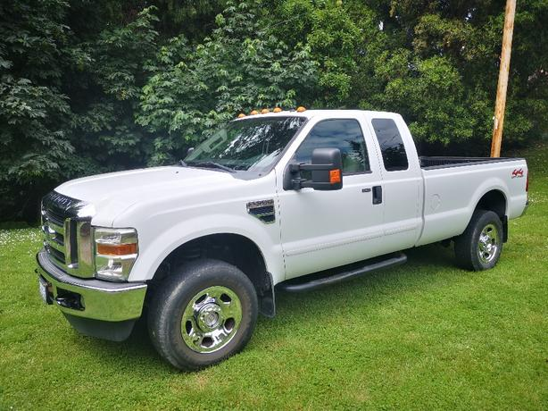 2008 Ford F-350 4x4 Long Box