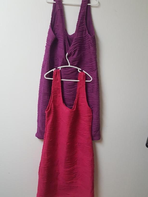 Two Ladies summer dresses