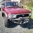 1991 Toyota Hilux Turbo Diesel Right Hand Drive