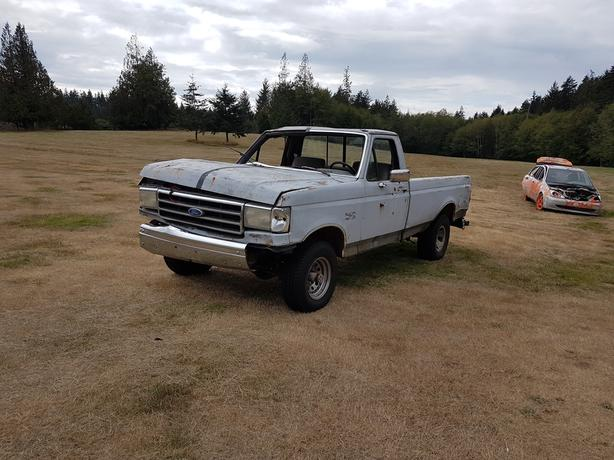 WANTED: Wanted farm use truck