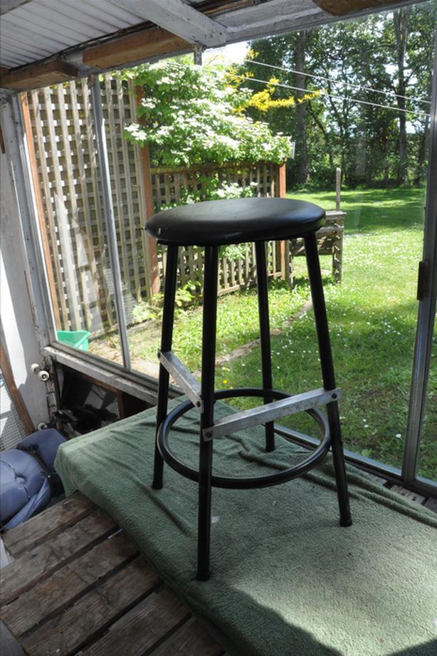 Musicians stool