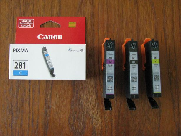 Printer cartridge's........Colwood