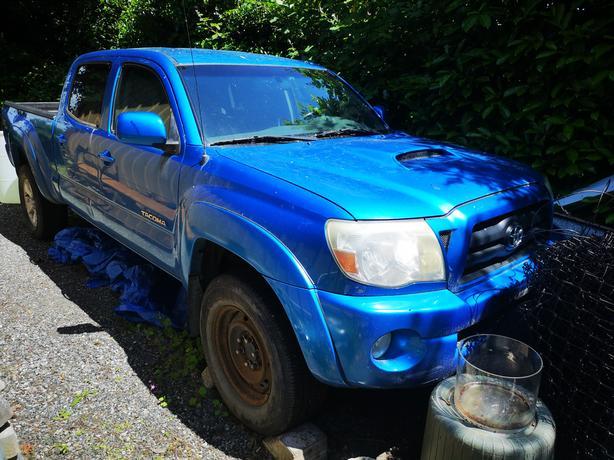 OBO Toyota Tacoma *Parts Truck*