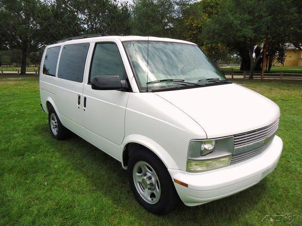 WANTED: WANTED: 2003 to 2005 Astro or Safari van