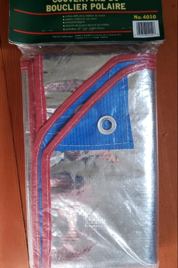 BRAND NEW World Famous Polarshield Emergency Blanket