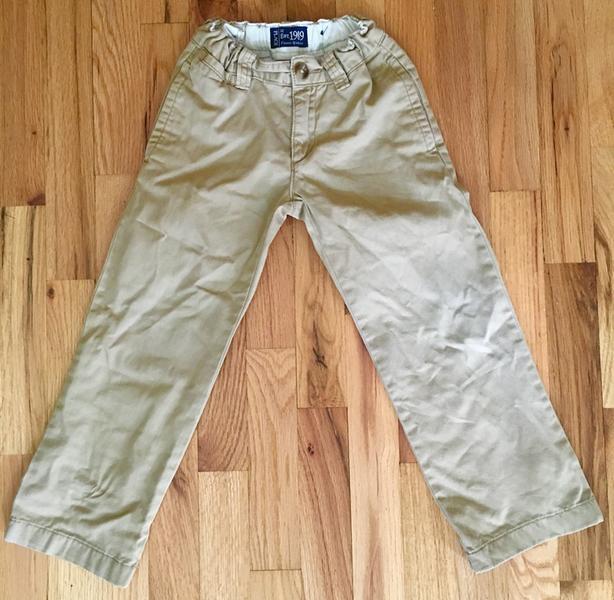 Khakis-Size 5