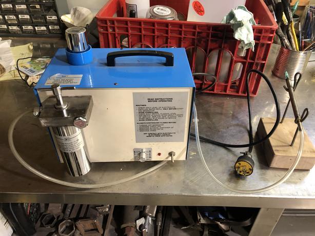 Hydrogen Welding System