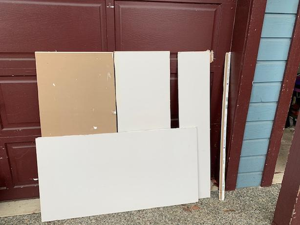 FREE: Drywall remnants