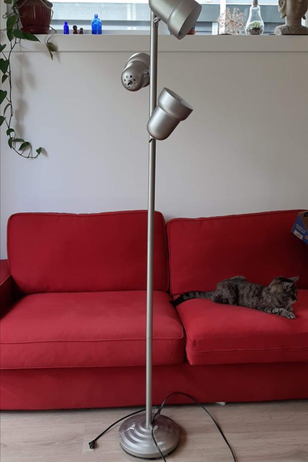 FREE: Floor Lamp, slightly unstable