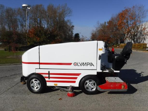 2006 Olympia Resurface Ice Cleaner