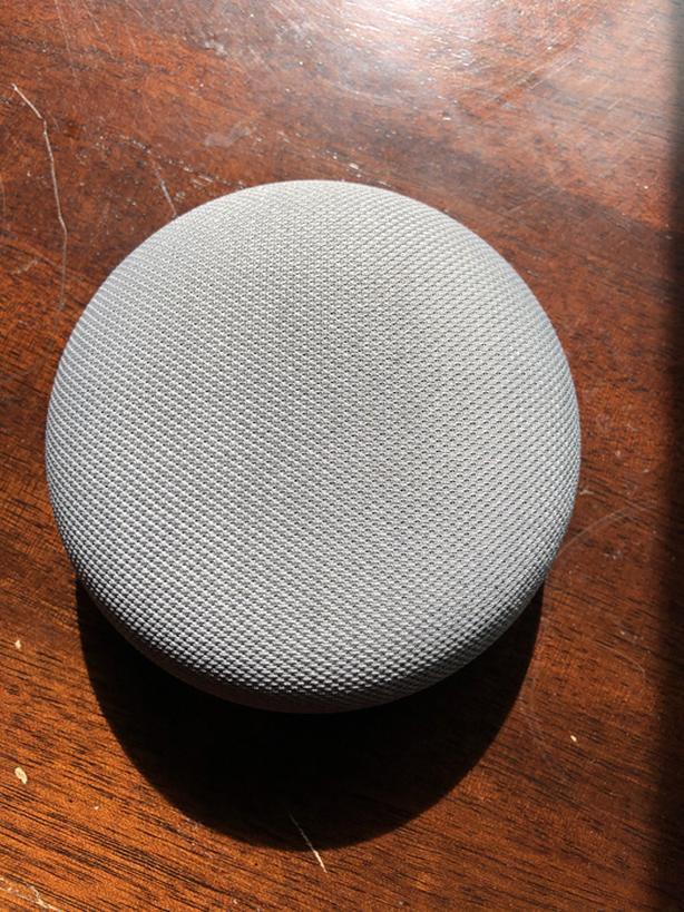 Google Nest Mini (2nd Gen) - Grey