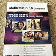 Math 10C and Science 10 (The Key Study Guide)