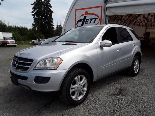 2007 Mercedes Benz ML320 CDI 3.0L V6 Diesel Unit Selling at Auction!
